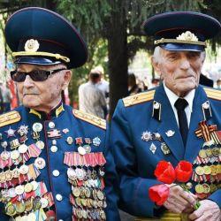 Путин подписал указ о выплате денег ветеранам ВОВ