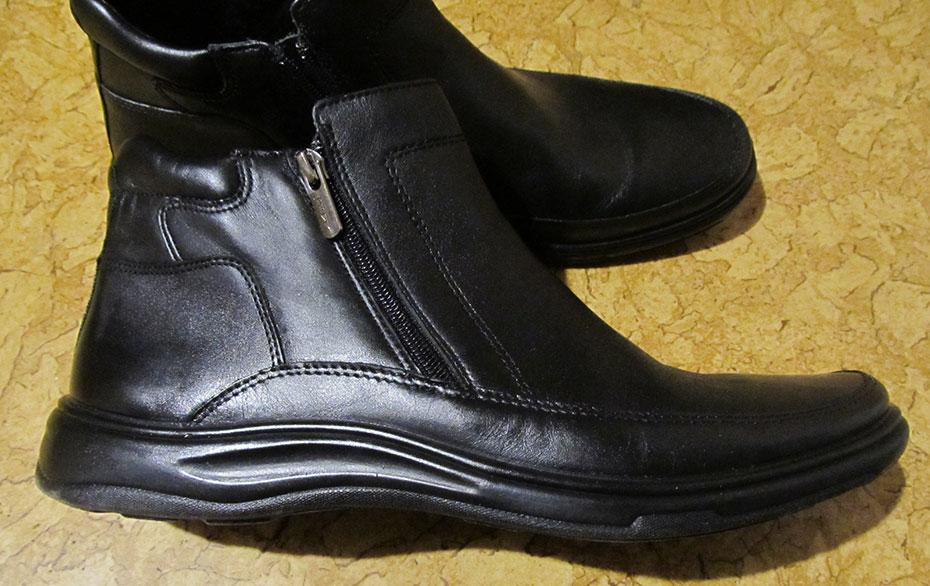 Обувь надлежащего качества