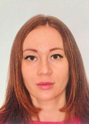 Санкина Екатерина Владимировна