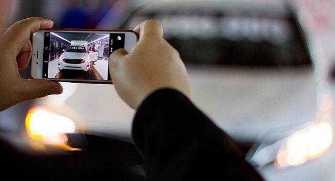 Как сфотографировать машину после ДТП